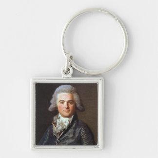 ジーンBaptisteジェイクスオーギュスタンの(1759-1832年の)フランス語 キーホルダー