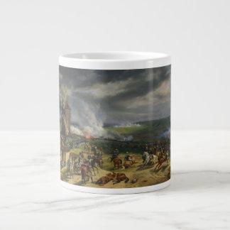 ジーンBaptiste Mauzaisse著ヴァルミーの戦い ジャンボコーヒーマグカップ