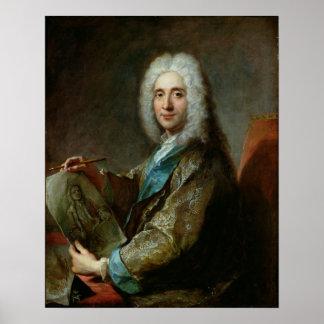 ジーンde Jullienne 1722年 ポスター