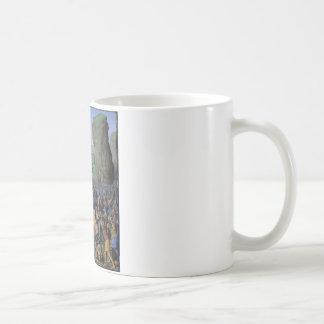 ジーンFouquet著Gilboa Flaviusヨセフスの戦い コーヒーマグカップ
