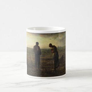 ジーンFrançoisのキビによるお告げの祈り コーヒーマグカップ