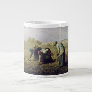 ジーンFrançoisのキビによるGleaners ジャンボコーヒーマグカップ