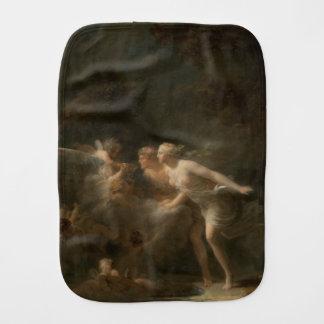 ジーンHonore Fragonard著愛の噴水 バープクロス
