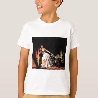 ジーンHonore Fragonard著盗まれたキス Tシャツ