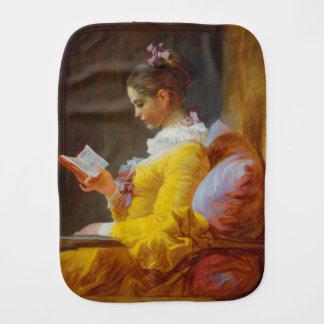 ジーンHonore Fragonard著読者 バープクロス