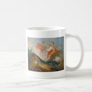 ジーンHonore Fragonard著Aurore コーヒーマグカップ