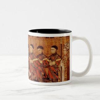 ジーンI Jouvenel des Ursinsの子供 ツートーンマグカップ