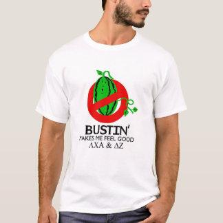 スイカのバストのワイシャツ2 Tシャツ