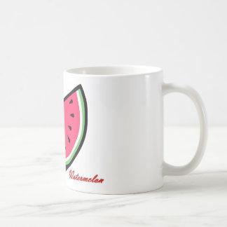 スイカのマグ コーヒーマグカップ