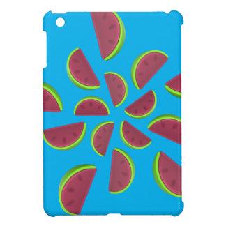 スイカの咀嚼キャンデー iPad MINIケース