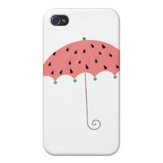 スイカの春の傘 iPhone 4 COVER