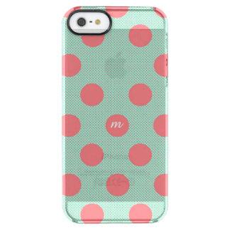 スイカの点 クリア iPhone SE/5/5sケース