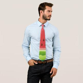 スイカの背景 オリジナルネクタイ