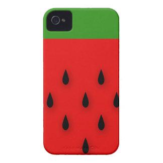 スイカの電話箱 iPhone 4 ケース