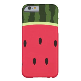 スイカ iPhone 6 ベアリーゼアケース