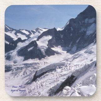 スイスのアルプスのコルクのコースター(2) コースター