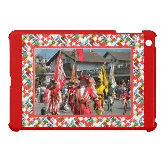 スイスの国家的記念日、第1威厳がある iPad MINI カバー