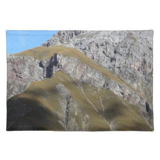 スイスの国立公園 ランチョンマット