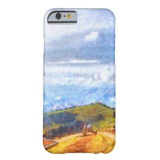 スイスの景色で出て行くこと BARELY THERE iPhone 6 ケース