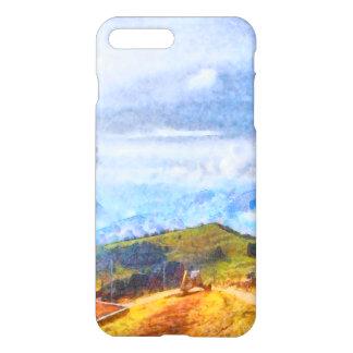 スイスの景色で出て行くこと iPhone 8 PLUS/7 PLUSケース