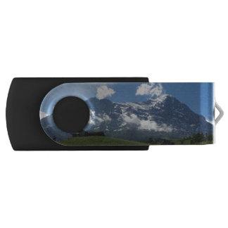 スイスの景色 USBフラッシュドライブ