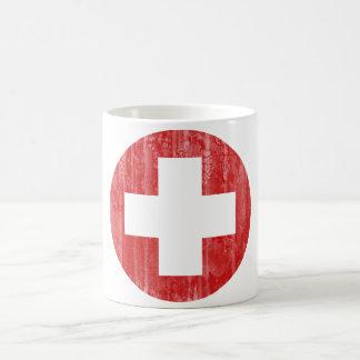 スイスの空軍 コーヒーマグカップ