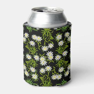 スイス人のEdelweissの高山の花のクーラーボックス 缶クーラー