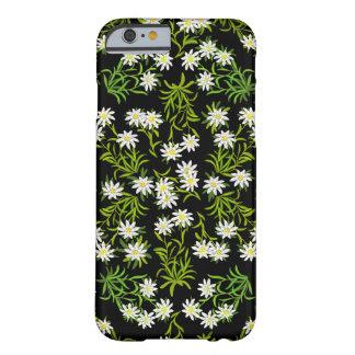 スイス人のEdelweissの高山の花のiPhone6ケース Barely There iPhone 6 ケース