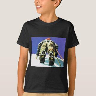 スイス山場面 Tシャツ