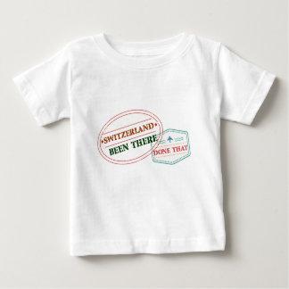 スイス連邦共和国そこにそれされる ベビーTシャツ