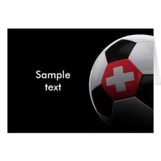 スイス連邦共和国のサッカー カード