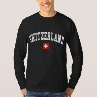 スイス連邦共和国のスタイル Tシャツ