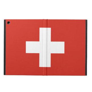 スイス連邦共和国の国旗 iPad AIRケース