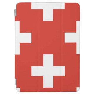 スイス連邦共和国の国旗 iPad AIR カバー