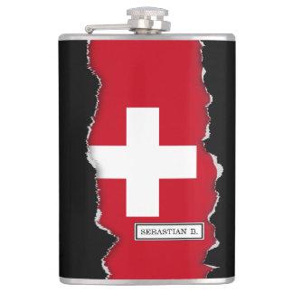 スイス連邦共和国の旗 フラスク