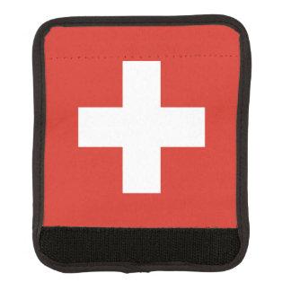 スイス連邦共和国の旗 ラゲッジ ハンドルラップ