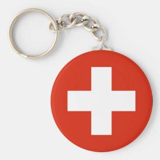 スイス連邦共和国のkeychain キーホルダー