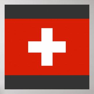 スイス連邦共和国、スイス連邦共和国 ポスター