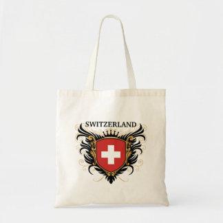 スイス連邦共和国[個人化して下さい] トートバッグ