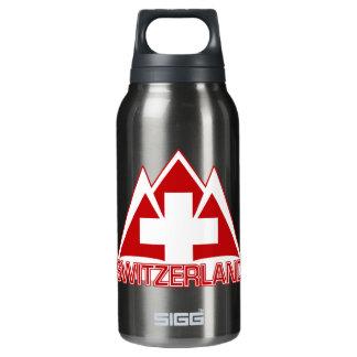 スイス連邦共和国 断熱ウォーターボトル