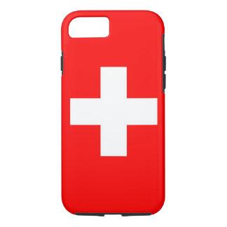 スイス連邦共和国 iPhone 8/7ケース