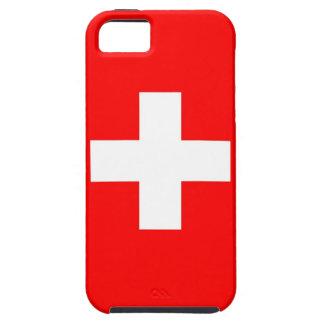 スイス連邦共和国 iPhone SE/5/5s ケース