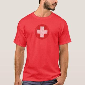 スイス連邦共和国 Tシャツ