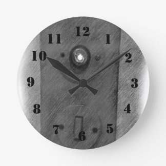 スイッチ ラウンド壁時計