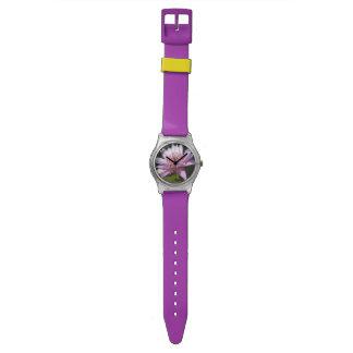 スイレンのトンボ 腕時計