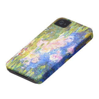 スイレンの池クロード・モネ Case-Mate iPhone 4 ケース