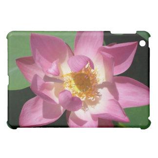 スイレンの浮いている葉のiPadの場合 iPad Mini カバー