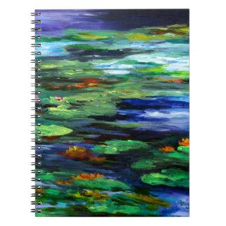 スイレンのSomnolence 2010年 ノートブック