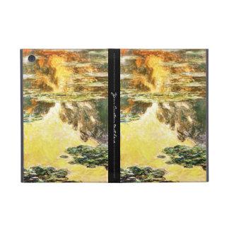 スイレンクロード・モネ iPad MINI ケース