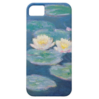 スイレン-クロード・モネ iPhone SE/5/5s ケース